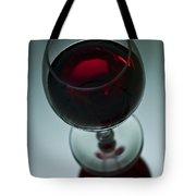 Wine Glass 2 Tote Bag