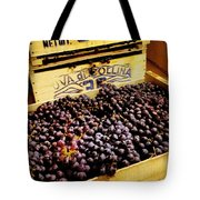Wine Grapes II Tote Bag