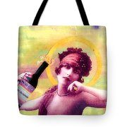 Wine Of Love Tote Bag