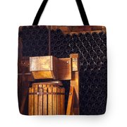 Wine Press Tote Bag