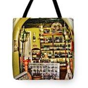 Wine Shop Tote Bag