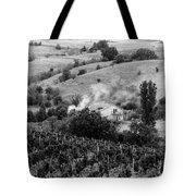Wine Yard Tote Bag
