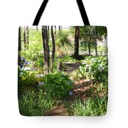 Winery Trail Tote Bag