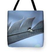 Wing Of Hope Tote Bag