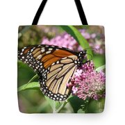 Winged Beauty Tote Bag