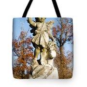 Winged Girl 5 Tote Bag