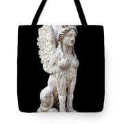 Winged Sphinx Tote Bag