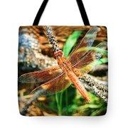 Winged Wonder Tote Bag