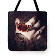 Wings Of Hope Tote Bag