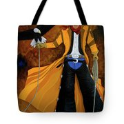 Wings Of The West Tote Bag