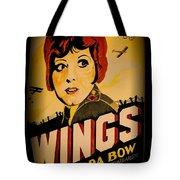 Wings Of Yesterday Tote Bag
