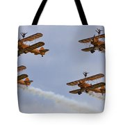 Wingwalkers  Perfect Sync Tote Bag