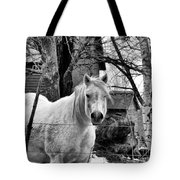 Winking Tote Bag