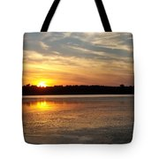 Winnecunnet Sunset Tote Bag