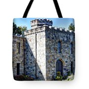 Winnekenni Castle Front View Tote Bag