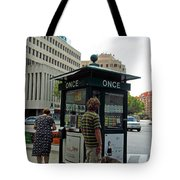 Winning The Lottery And Retirement Tote Bag