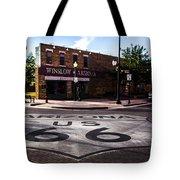 Winslow Arizona Tote Bag
