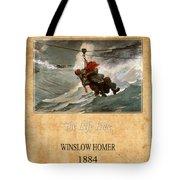Winslow Homer 3 Tote Bag