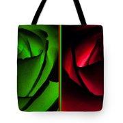Winsome Roses Pair Tote Bag