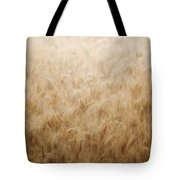 Winsome Wheat Tote Bag by Amy Tyler