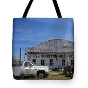 Winston Hill Tote Bag