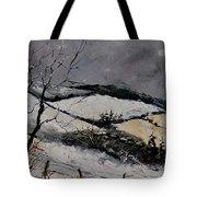 Winter 4531 Tote Bag