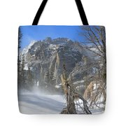Winter At Loch Vale 2 Tote Bag