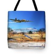 Winter Belle Tote Bag