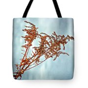 Winter Bouquet Tote Bag