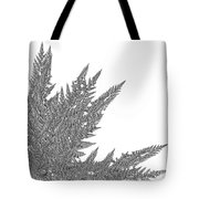 Winter Branches By Jammer Tote Bag
