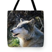Winter Breathing  Tote Bag