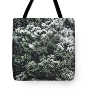 Winter Bush Tote Bag