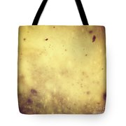 Winter Christmas Gold Vintage Background Tote Bag