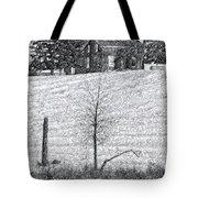 Winter Comes Tote Bag