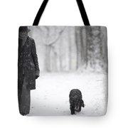 Winter Day Tote Bag