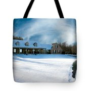 Winter Day Three Tote Bag