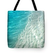 Winter Desire. Water Meditation. Five Elements. Healing With Feng Shui And Color Therapy In Interior Tote Bag by Jenny Rainbow