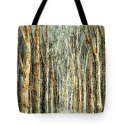 Winter Dreams Tote Bag