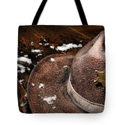 Winter Duty Tote Bag