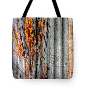 Winter Foliage Tin 13134 Tote Bag