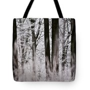 Winter Forest 1 Tote Bag