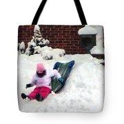 Winter Fun Tote Bag
