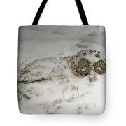 Winter Garden Guardian Tote Bag