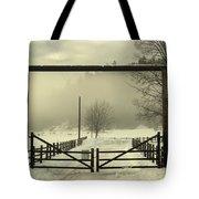 Winter I Tote Bag