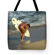 Winter In Hawaii 3 Tote Bag