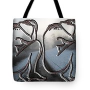 Winter In My Heart Tote Bag by Patrick J Murphy