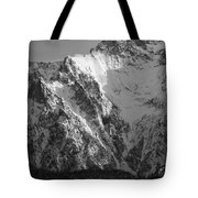 winter in the Bavarian alps 4 Tote Bag