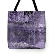 Winter Is Approaching Tote Bag