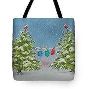 Winter Is Fun Tote Bag