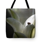 Winter Lily Tote Bag